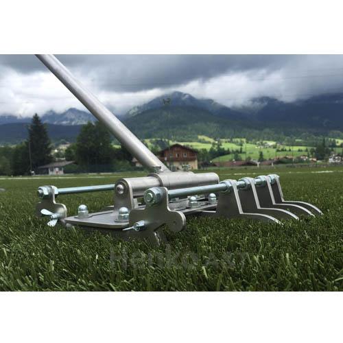lame a couper henko spécialiste gazon synthétique en europe